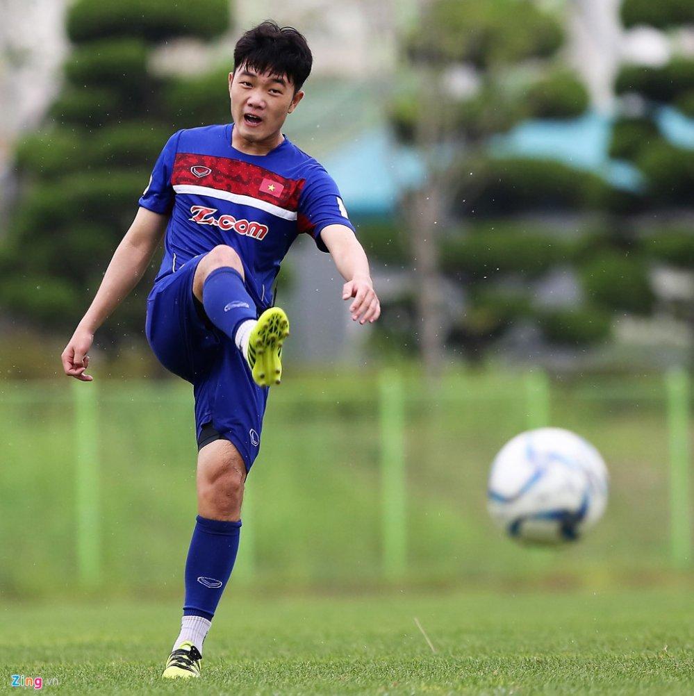 14h truc tiep U22 Viet Nam vs Busan FC hinh anh 1