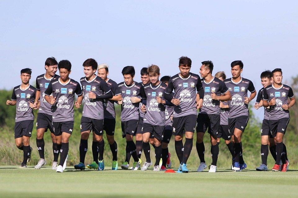Chinh thuc: U22 Thai Lan cong bo danh sach du SEA Games 2017 hinh anh 1