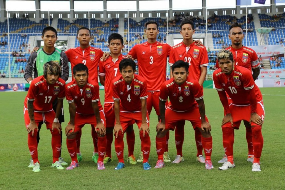 Bong da nam SEA Games 29 khoi tranh: An so Myanmar, Malaysia quyet vo dich hinh anh 2