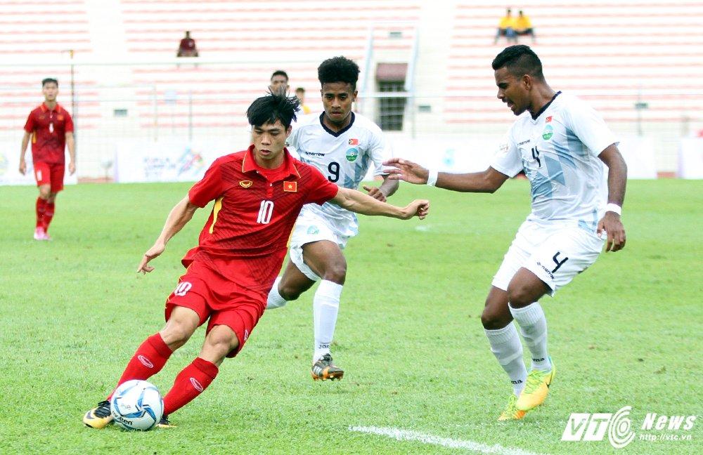 Xem truc tiep Viet Nam vs Indonesia - Bang B bong da SEA Games 29 hinh anh 7