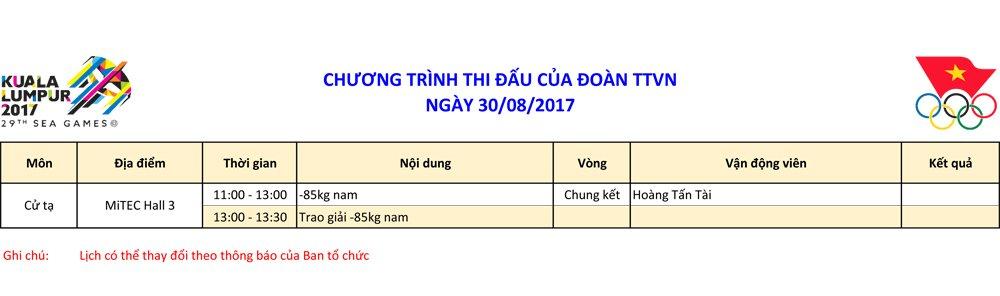 Truc tiep SEA Games 29 ngay 30/8: Viet Nam xuat sac dung hang 3 toan doan hinh anh 8