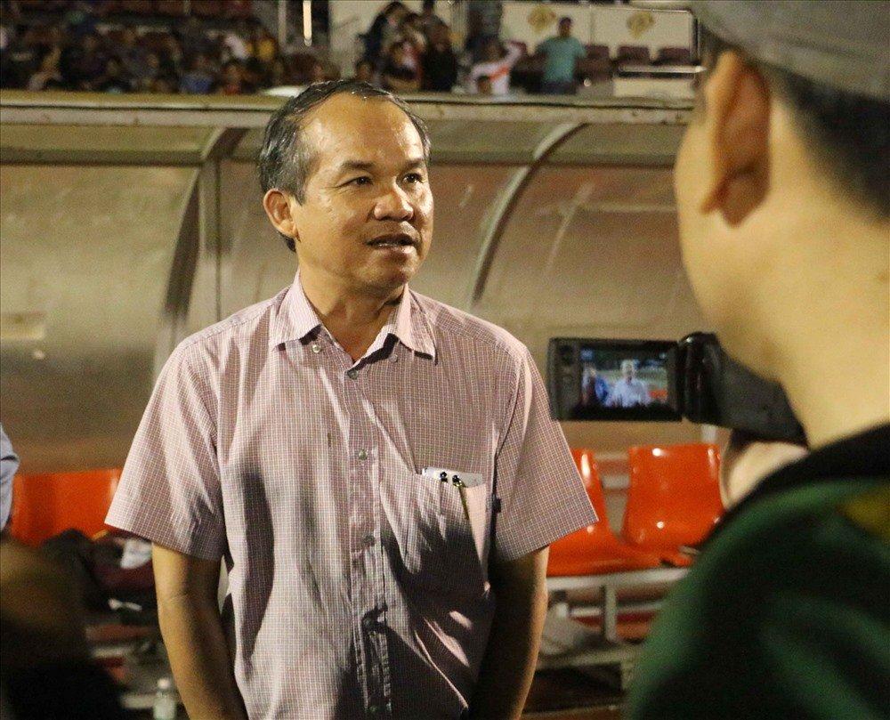 Ban chap hanh VFF khong cho bau Duc tu chuc Pho chu tich VFF hinh anh 1