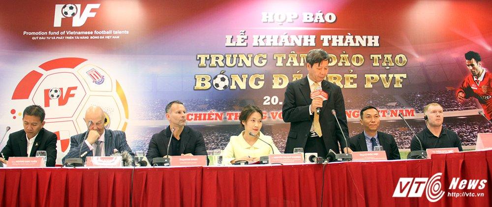 Ryan Giggs, Paul Scholes san sang gui con sang Viet Nam hoc lo PVF hinh anh 7