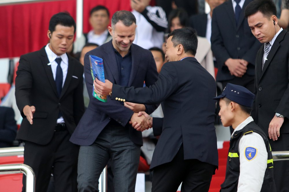 Giggs mong Viet Nam du World Cup 2030, BLV Quang Huy: Nhin PVF co the mo uoc hinh anh 2