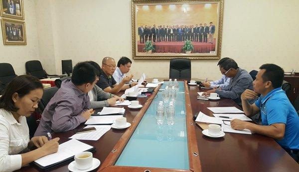 U23 Viet Nam cham tran doi vo dich AFC Champions League hinh anh 1