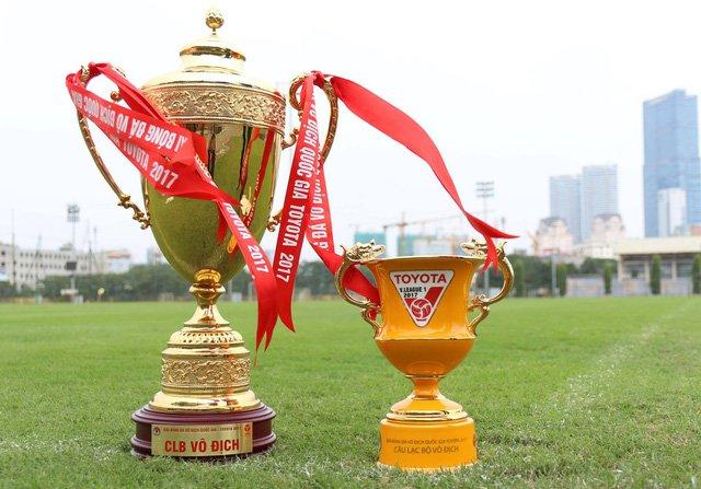 V-League 2017 co 3 Cup vo dich, san sang cho moi kich ban hinh anh 1