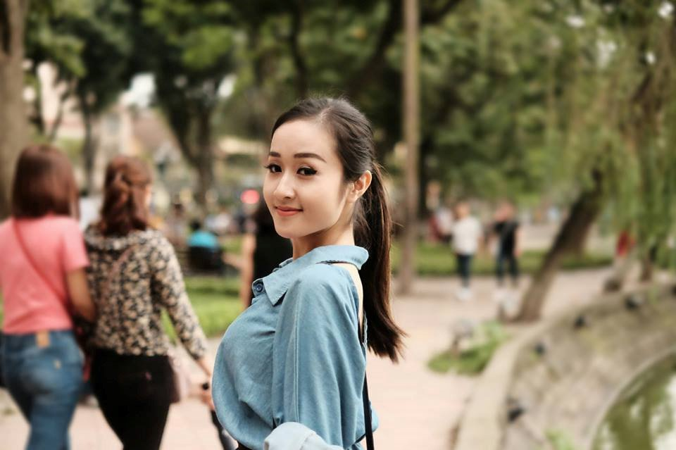 Nhan sac cua vo 'hot boy the duc' Pham Phuoc Hung hinh anh 6