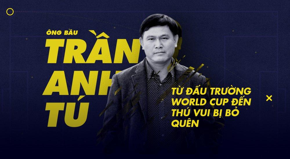 Tan Chu tich VPF: Nguoi hung futsal cuoi 'ngua hoang' V-League hinh anh 1