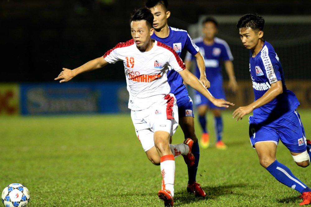 Danh bai chu nha B.Binh Duong, quan bau Duc vao chung ket U21 Quoc gia hinh anh 1