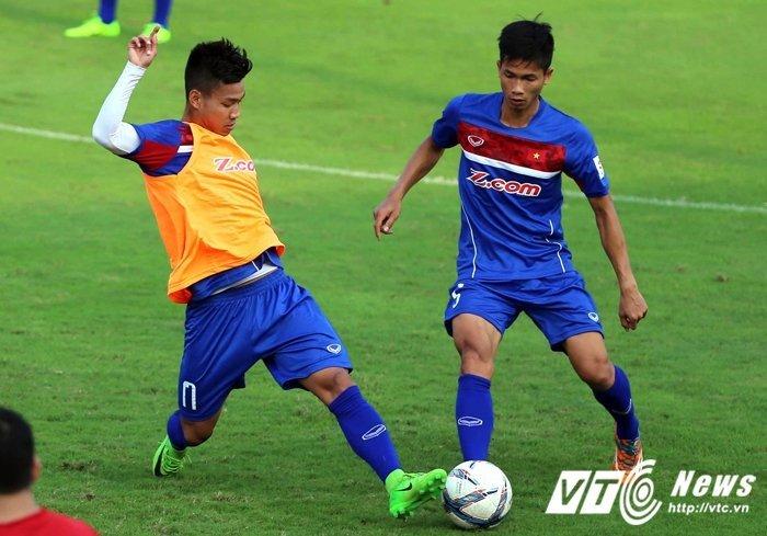 Lo doi hinh dau U23 Myanmar cua HLV Park Hang Seo: Cong Phuong, Van Toan linh xuong hang cong hinh anh 1