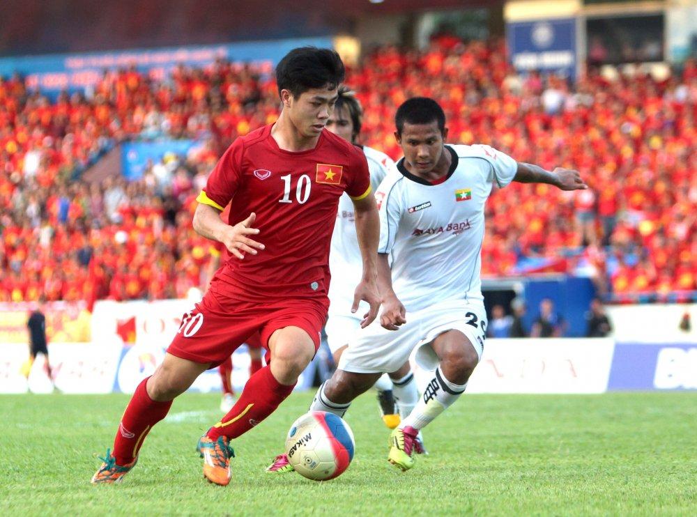Xem video truc tiep U23 Viet Nam vs U23 Myanmar giai M150 Cup 2017 hinh anh 5