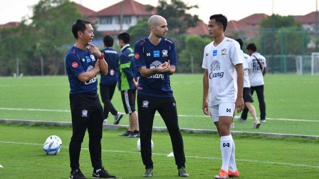 U21 Thai Lan mang doi bong hoan hao sang lay Cup o Viet Nam hinh anh 1