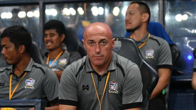 HLV U23 Thai Lan noi gi khi danh bai U23 Nhat Ban? hinh anh 1