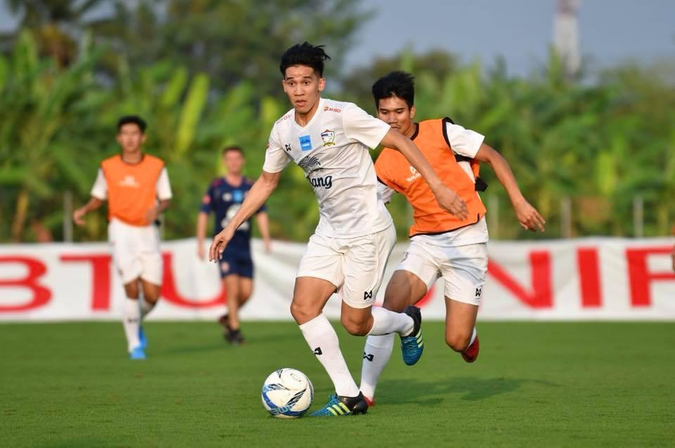 U21 Thai Lan mang doi bong hoan hao sang lay Cup o Viet Nam hinh anh 2