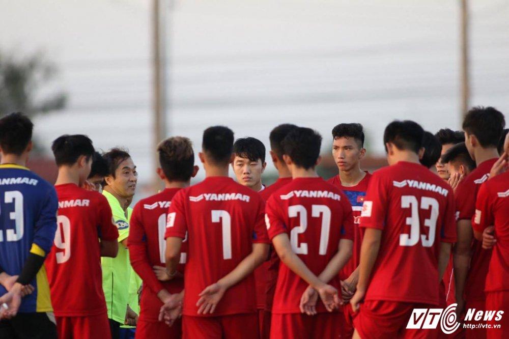 HLV Park Hang Seo dung cong hoan thien bo ba nguyen tu Cong Phuong, Quang Hai, Van Toan hinh anh 1