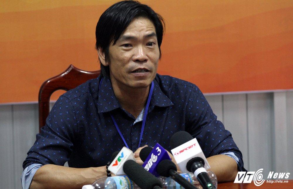 Thua dau Thai Lan, HLV U21 Viet Nam hen phuc han o chung ket hinh anh 1