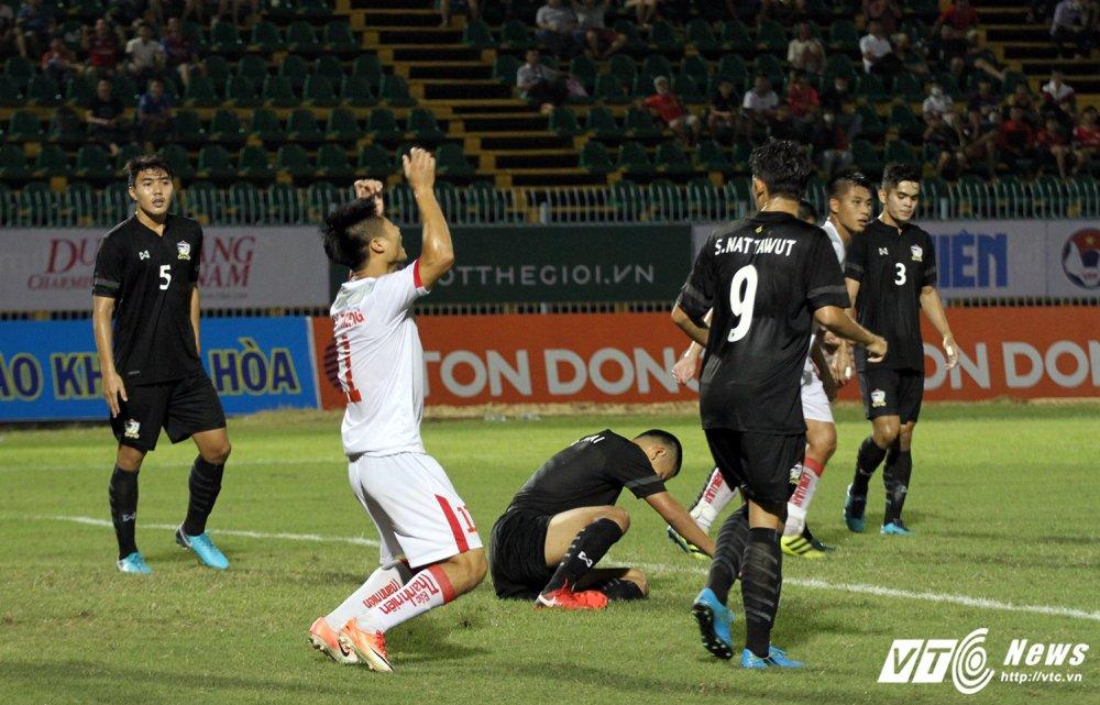 Kich ban U21 Thai Lan vuot U21 Viet Nam, giat ve vao chung ket U21 Quoc te hinh anh 2