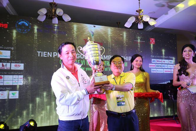 Le Hung Nam vo dich giai Golf Tien Phong Championship hinh anh 1