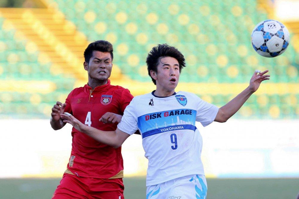 Thang dam U21 Myanmar, doi bong Nhat cho thu trinh U21 Viet Nam hinh anh 1