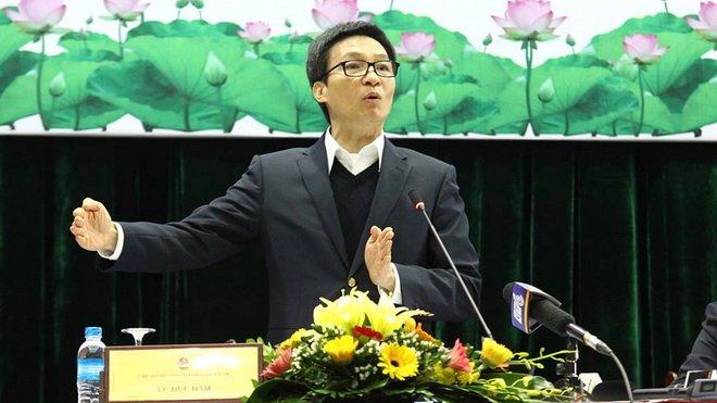 Pho Thu tuong Vu Duc Dam: 'Bong da Viet Nam chua dep dau!' hinh anh 1