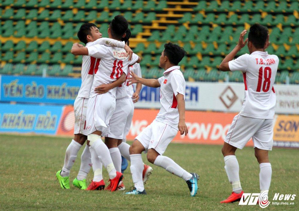 Xem video truc tiep U21 Viet Nam vs U21 Yokohama giai U21 quoc te 2017 hinh anh 7