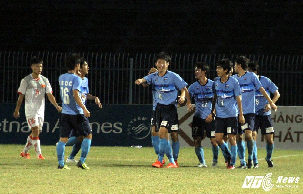 Truc tiep U21 Viet Nam vs U21 Yokohama chung ket giai U21 quoc te 2017 hinh anh 2