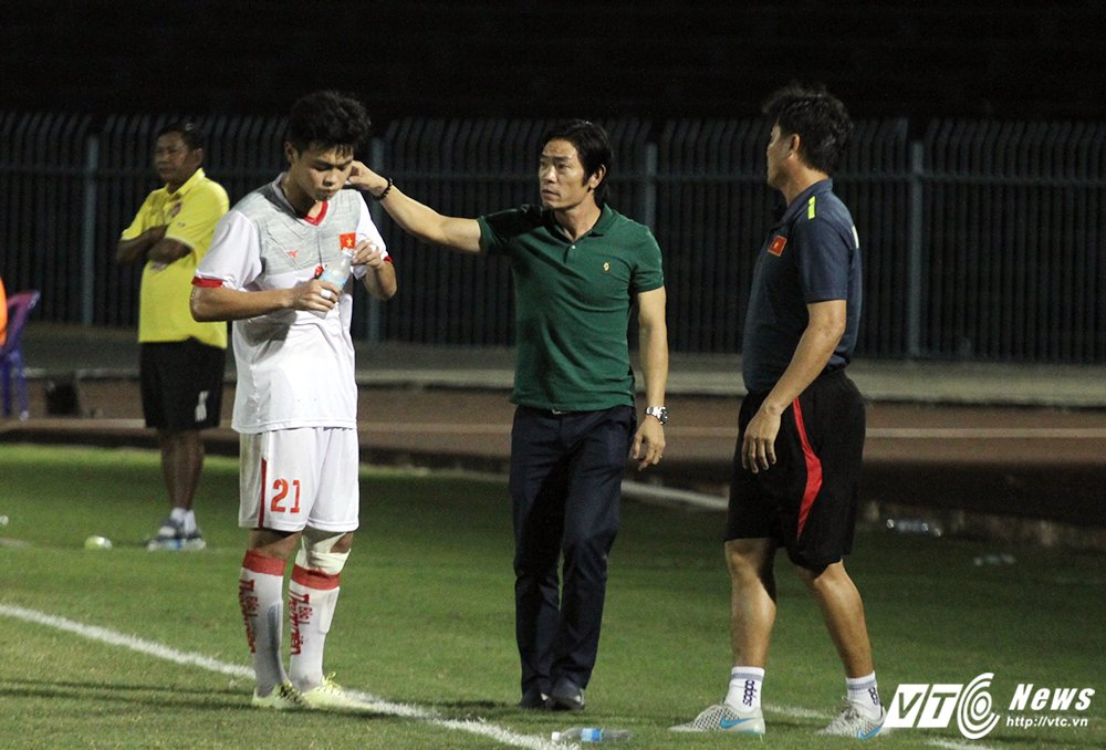 HLV U21 Viet Nam 4 tran khong thay ao van den dui hinh anh 1