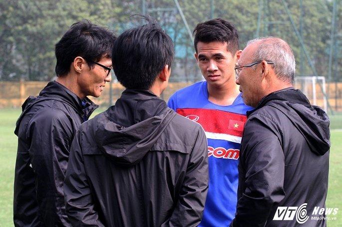 HLV Park Hang Seo loai cau thu U23 vi benh tim hinh anh 1