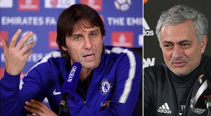 Conte cong kich Mourinho: 'Han ta la ke mat tri' hinh anh 1