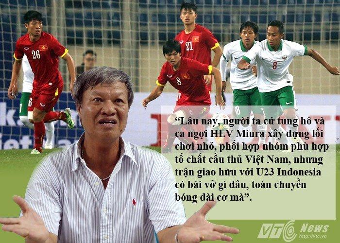 HLV Le Thuy Hai tung 'dan mat' Cong Vinh, che toi ta HLV Miura the nao? hinh anh 4