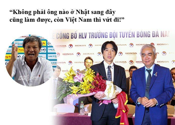 HLV Le Thuy Hai tung 'dan mat' Cong Vinh, che toi ta HLV Miura the nao? hinh anh 5