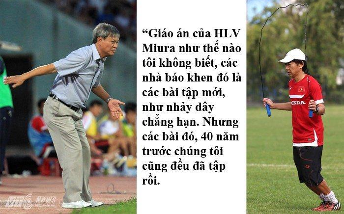 HLV Le Thuy Hai tung 'dan mat' Cong Vinh, che toi ta HLV Miura the nao? hinh anh 6