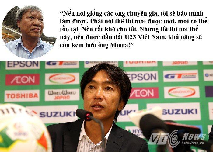 HLV Le Thuy Hai tung 'dan mat' Cong Vinh, che toi ta HLV Miura the nao? hinh anh 7