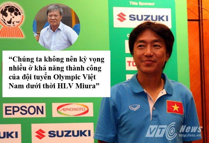 HLV Le Thuy Hai tung 'dan mat' Cong Vinh, che toi ta HLV Miura the nao? hinh anh 8