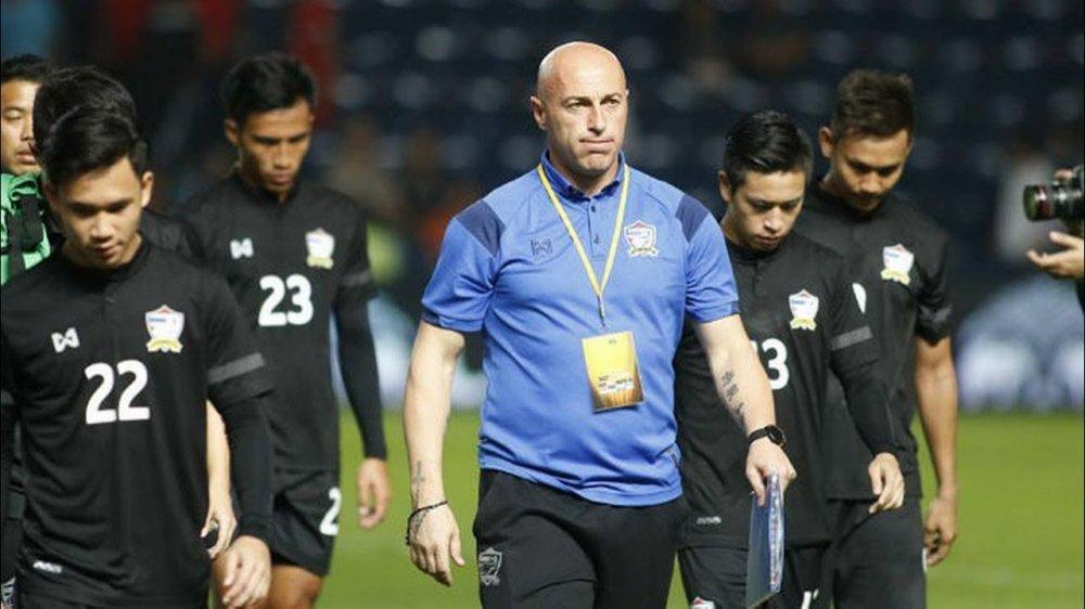 HLV U23 Thai Lan dac biet an tuong voi 1 cau thu U23 Viet Nam hinh anh 1