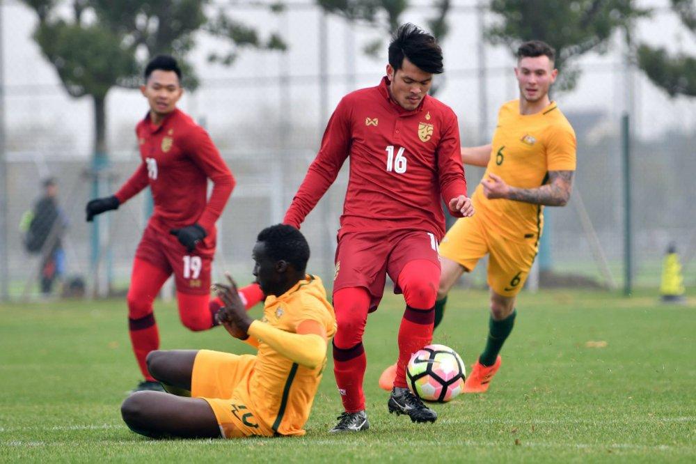 U23 Thai Lan nhan that bai thu 5 lien tiep truoc them U23 chau A hinh anh 2