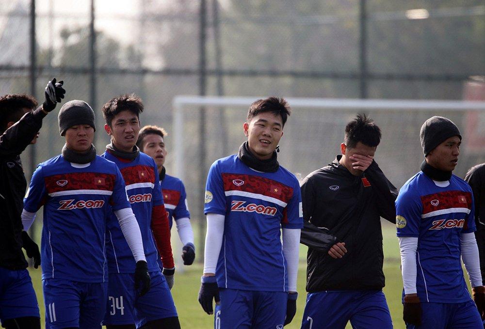 Tuyen thu U23 Viet Nam choi mat sau nhieu ngay khong thay mat troi hinh anh 5