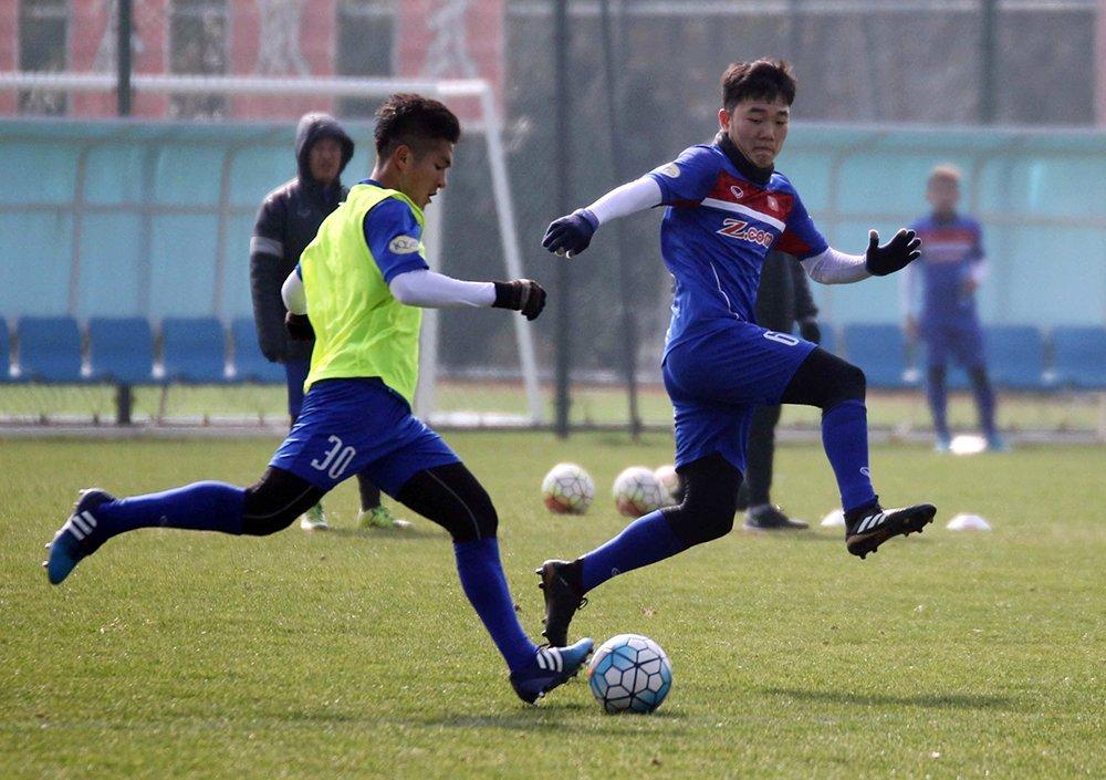 Tuyen thu U23 Viet Nam choi mat sau nhieu ngay khong thay mat troi hinh anh 11