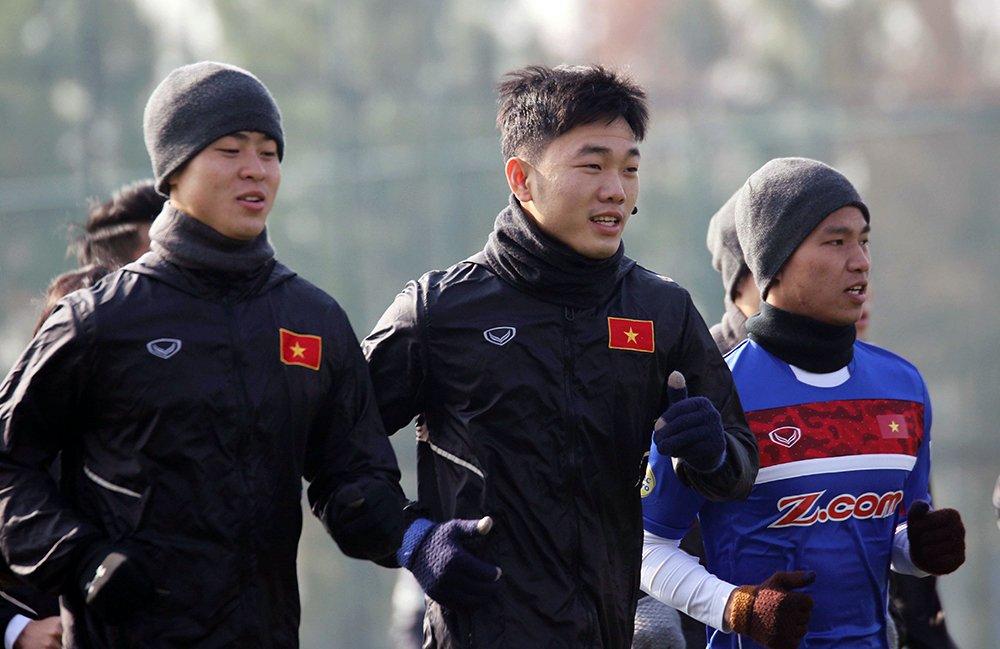 Tuyen thu U23 Viet Nam choi mat sau nhieu ngay khong thay mat troi hinh anh 6
