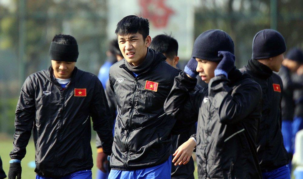 Tuyen thu U23 Viet Nam choi mat sau nhieu ngay khong thay mat troi hinh anh 2