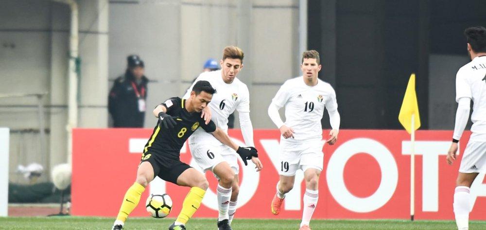U23 Malaysia co diem so lich su truoc U23 Jordan, nuoi hy vong di tiep hinh anh 1