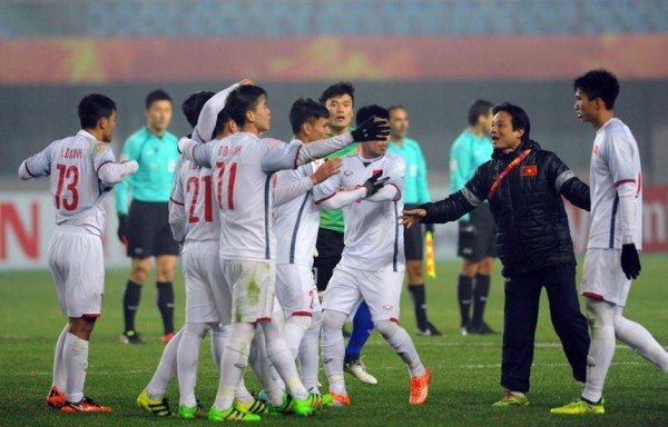 Xem tran U23 Viet Nam vs U23 Iraq tren kenh nao? hinh anh 1