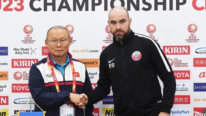 HLV U23 Qatar kham phuc U23 Viet Nam: 'Ho da day chung toi mot bai hoc' hinh anh 1