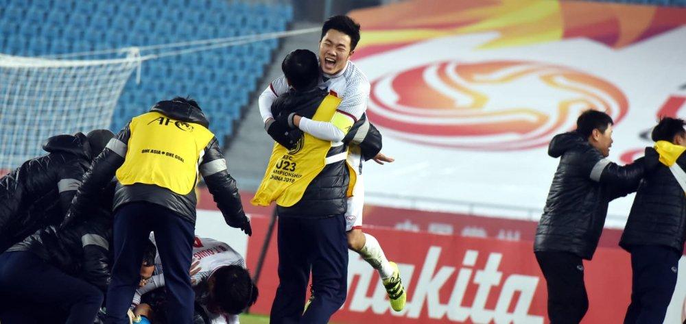 Luong Xuan Truong: 'That khong the tin noi U23 Viet Nam di xa den vay' hinh anh 1