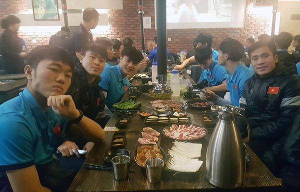 U23 Viet Nam co the phai dau Uzbekistan duoi troi co tuyet hinh anh 2