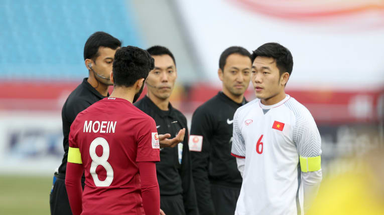 Xuan Truong va U23 Viet Nam: Hay hoc hoi, dung tung ho sao rong hinh anh 1