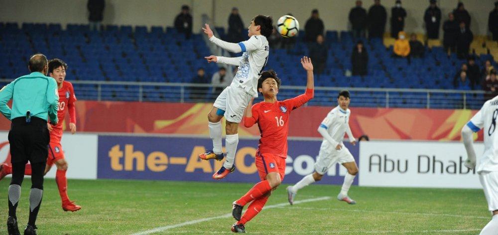 Truc tiep U23 Han Quoc vs U23 Qatar tranh hang Ba U23 chau A 2018 hinh anh 1