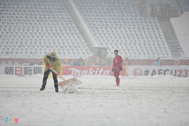 Lien tuc dung tran chung ket U23 Viet Nam vs U23 Uzbekistan de don tuyet hinh anh 1