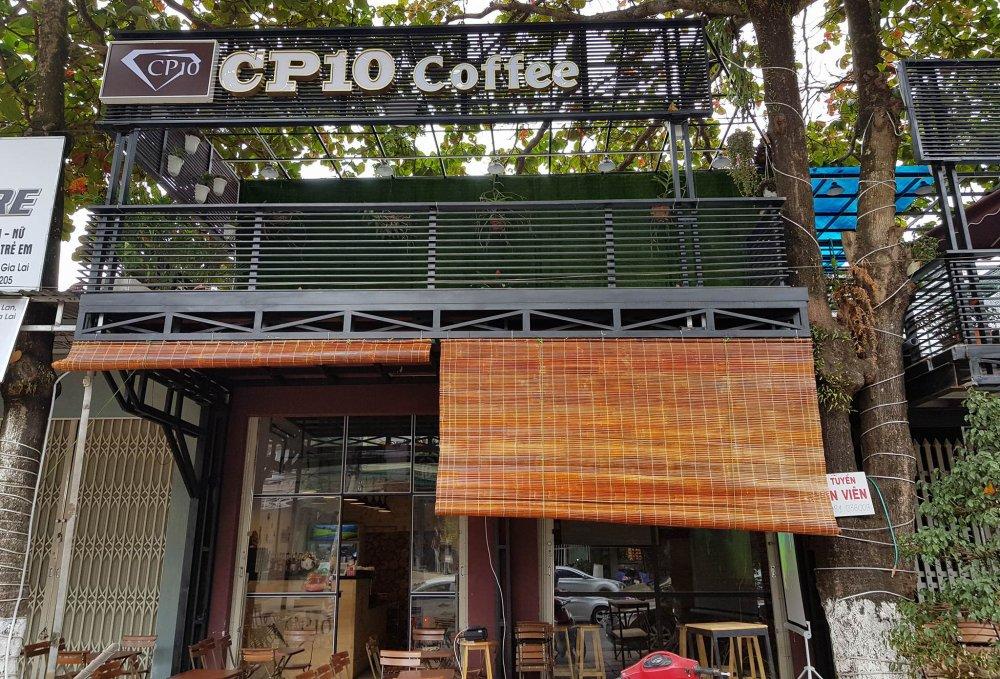 Quan cafe cua Cong Phuong vang tanh truoc tran chung ket U23 chau A hinh anh 1