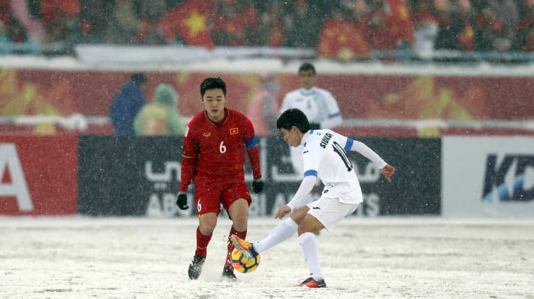 Sau chien tich phi thuong o chau A, Xuan Truong quyet vo dich AFF Cup hinh anh 1
